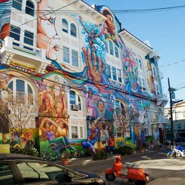 Street Art Tour of San Francisco | San Francisco Tours | Best Tours