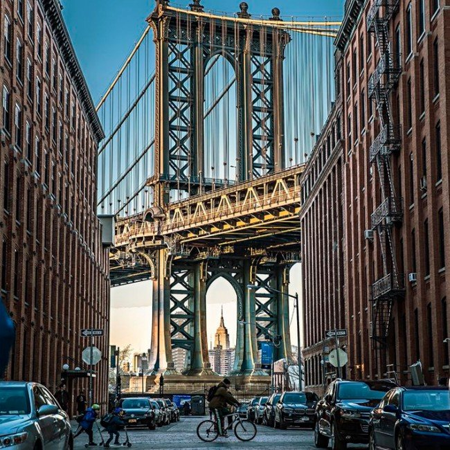 Dumbo Food Tour of New York | New York Tours